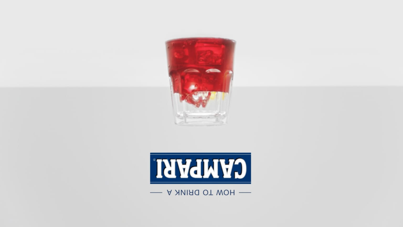 How to drink a Campari