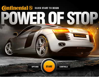 Continental Power of Stop