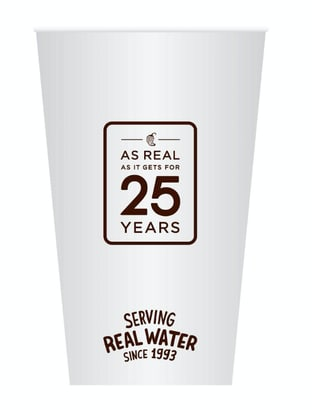 Chipotle's 25th Anniversary Packaging