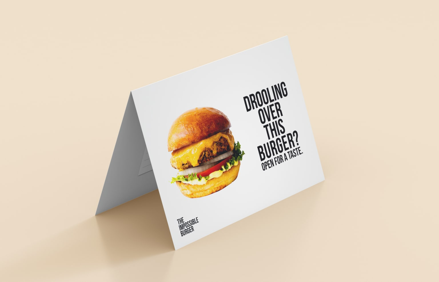 The Impossible (Impossible Foods)