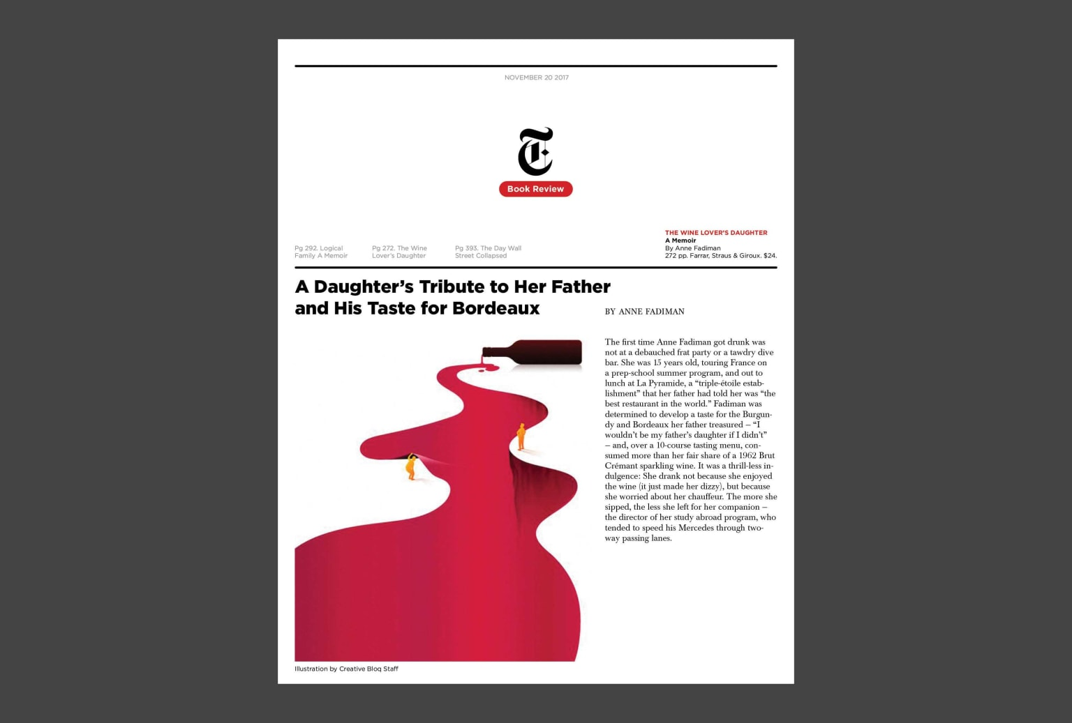 NYT Book Review Cover