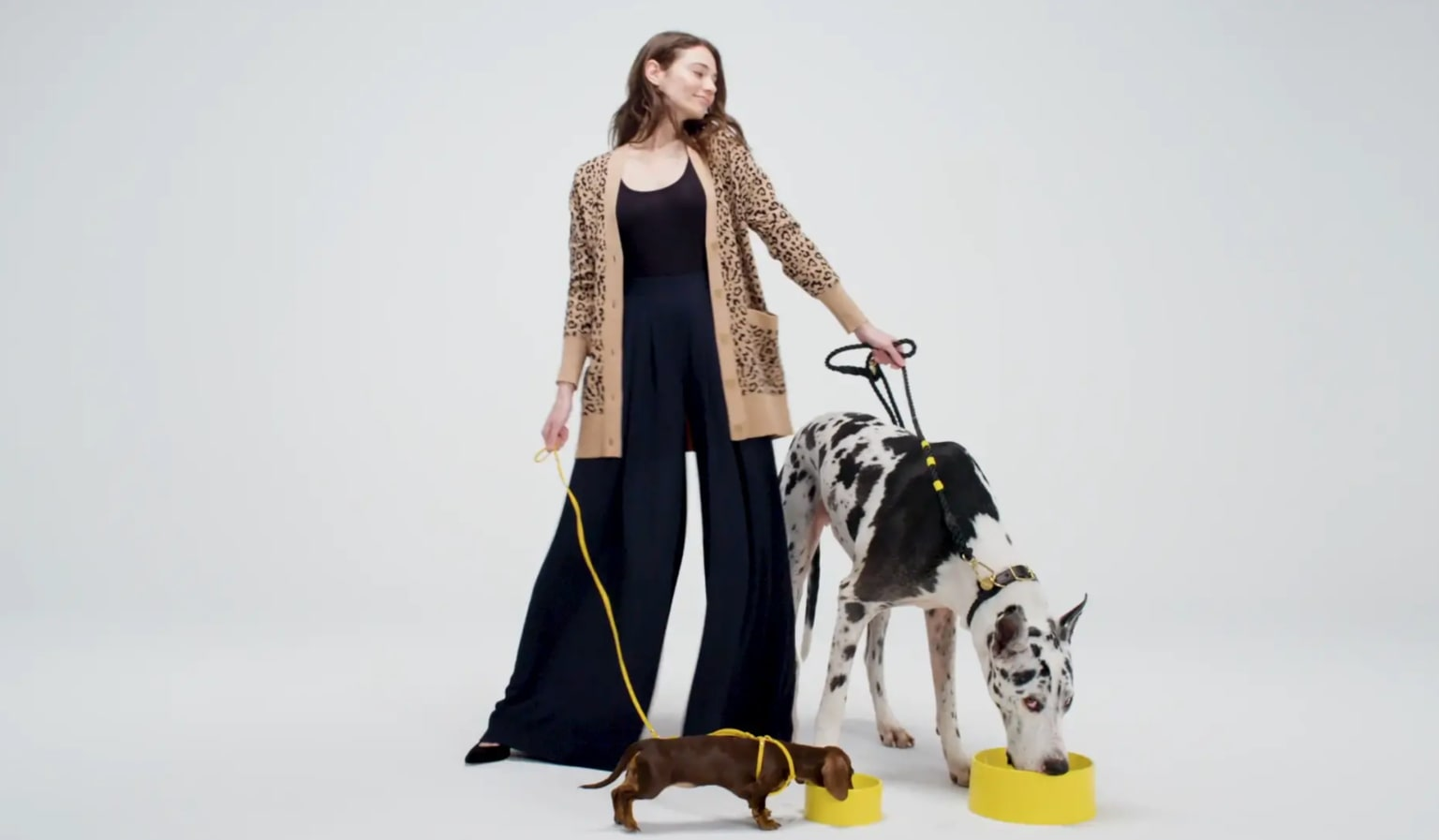 J Crew - Style Hacks - Proportion Play 4 Ways (Web Content)