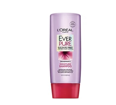 L'Oreal EverPure Brand Extension | Art Direction | Packaging Design