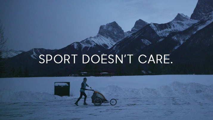 Samsung - Sport doesn't care