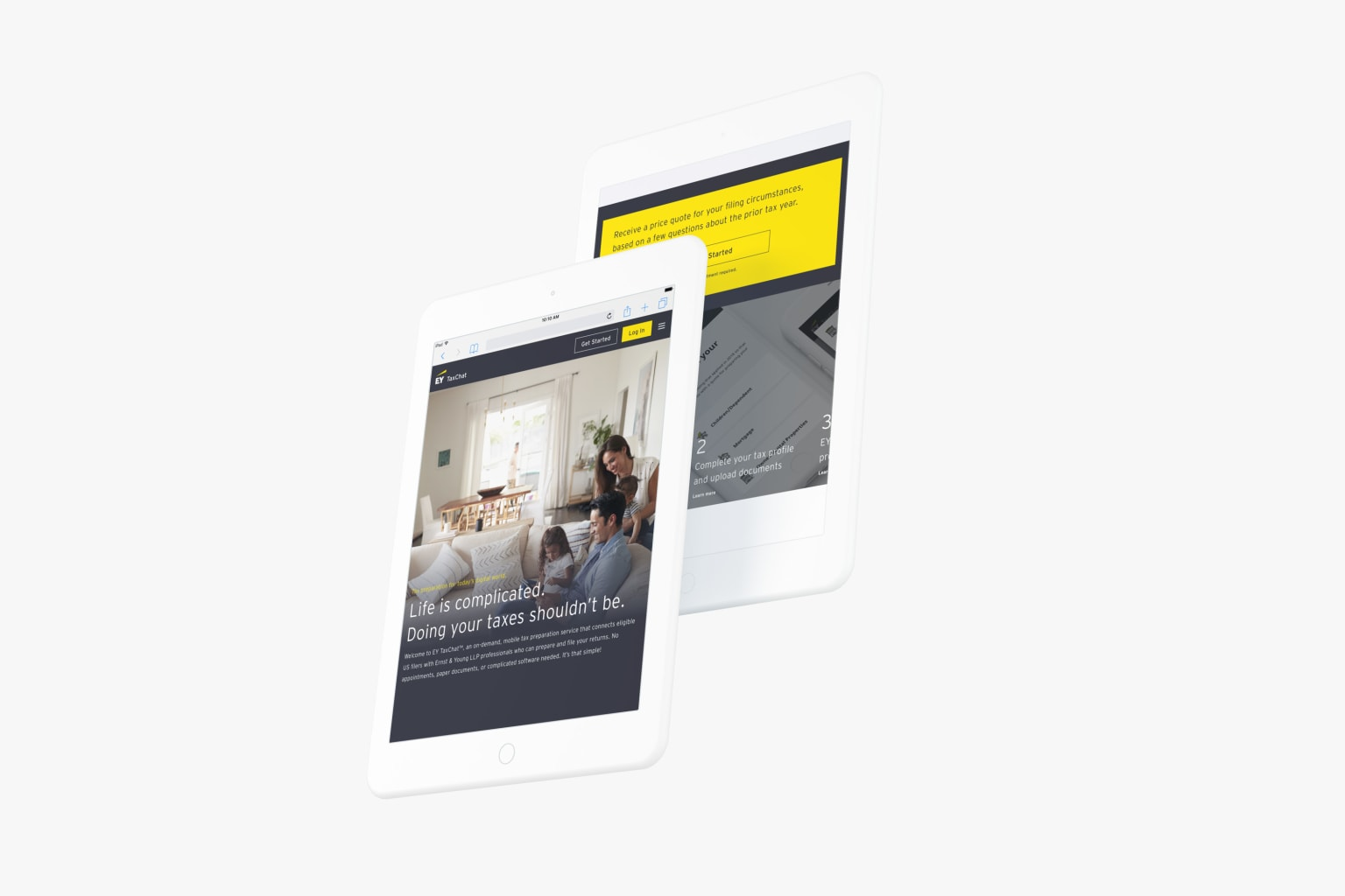 EY TaxChat Marketing