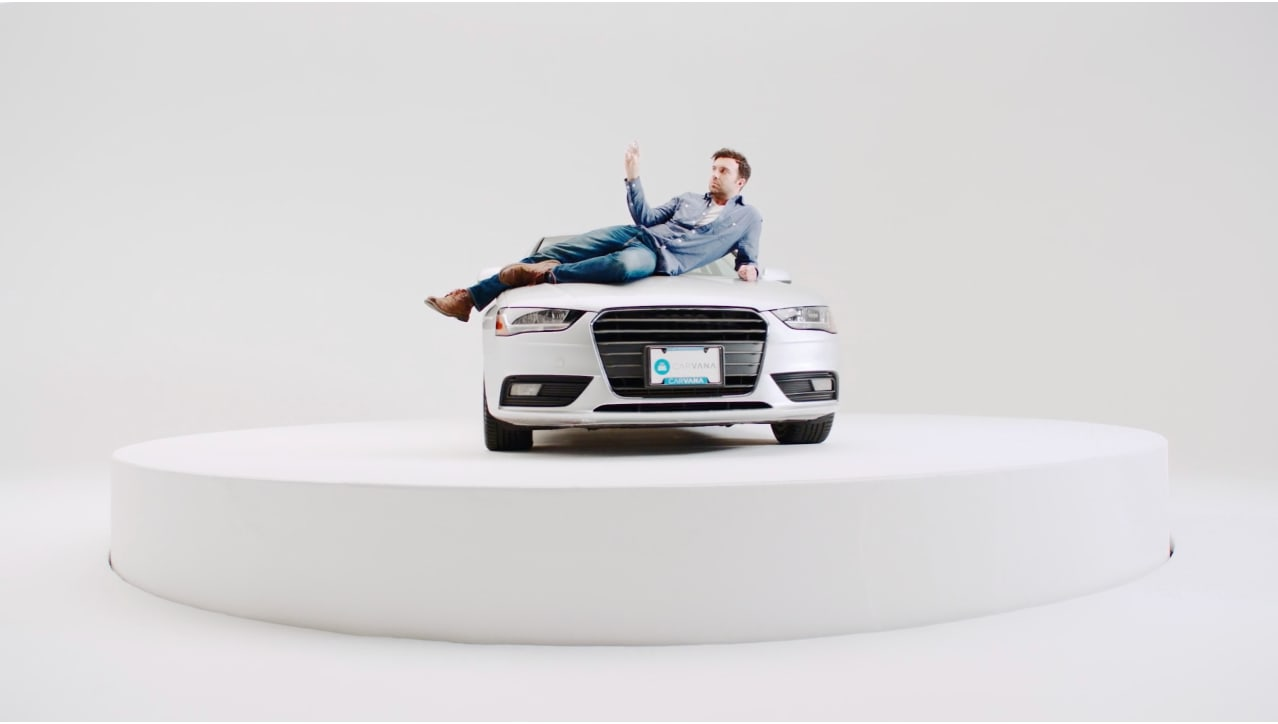 CARVANA - The New Way to Buy A Car Smell