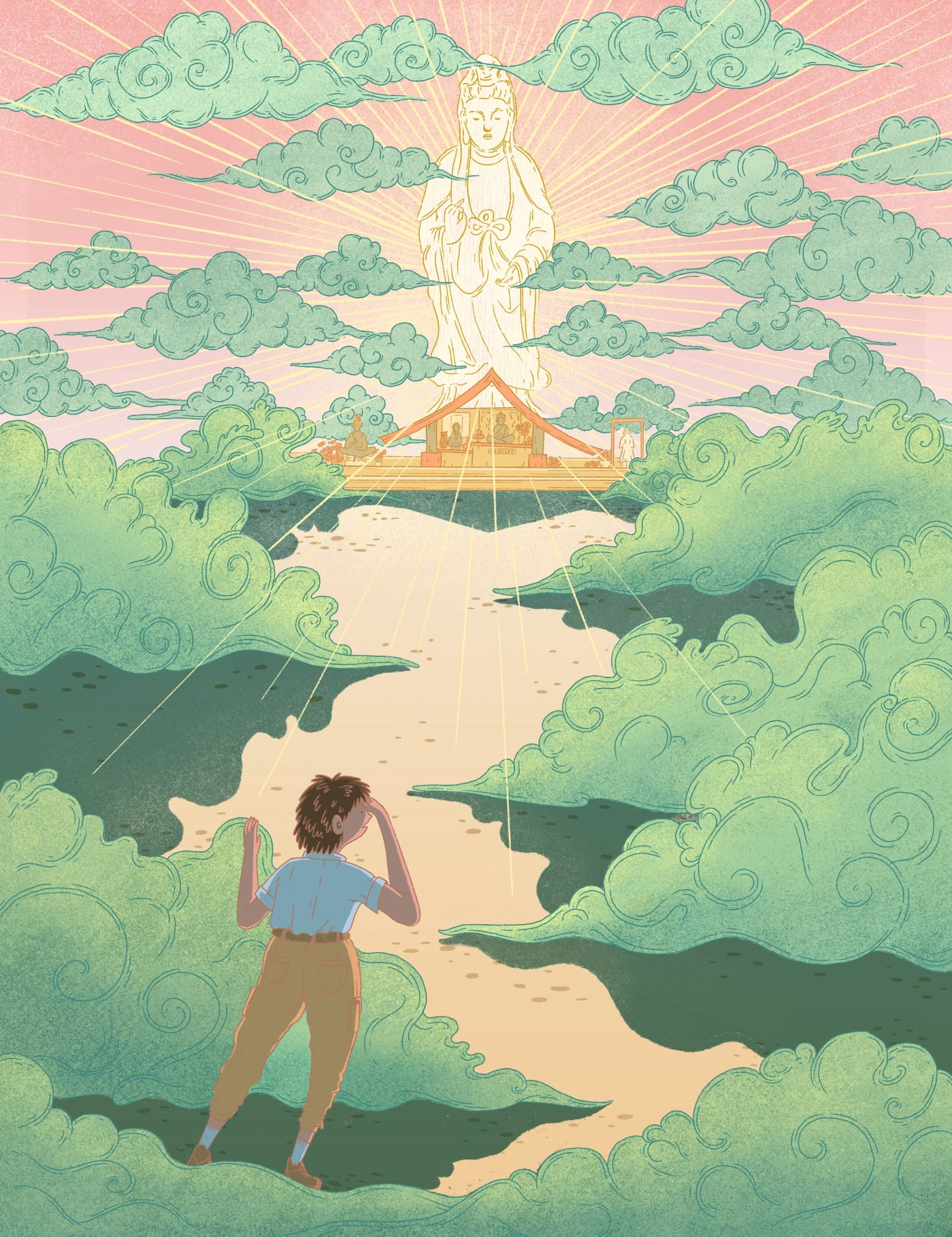 The Buddhist Review: Tricycle fall issue 2019