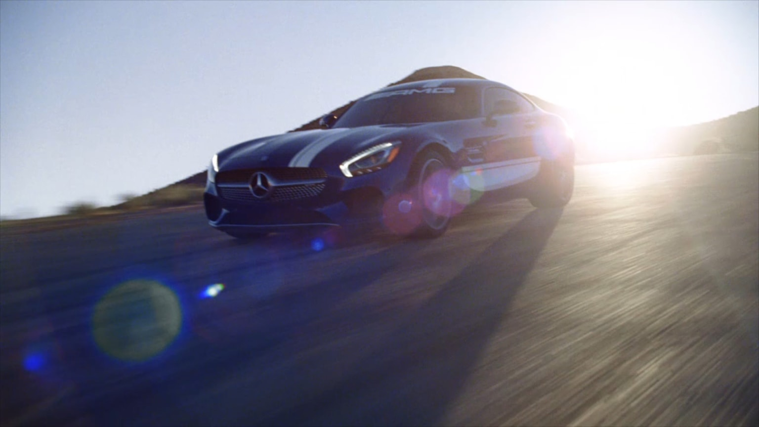 """Mercedes AMG """"Driving Performance"""""""