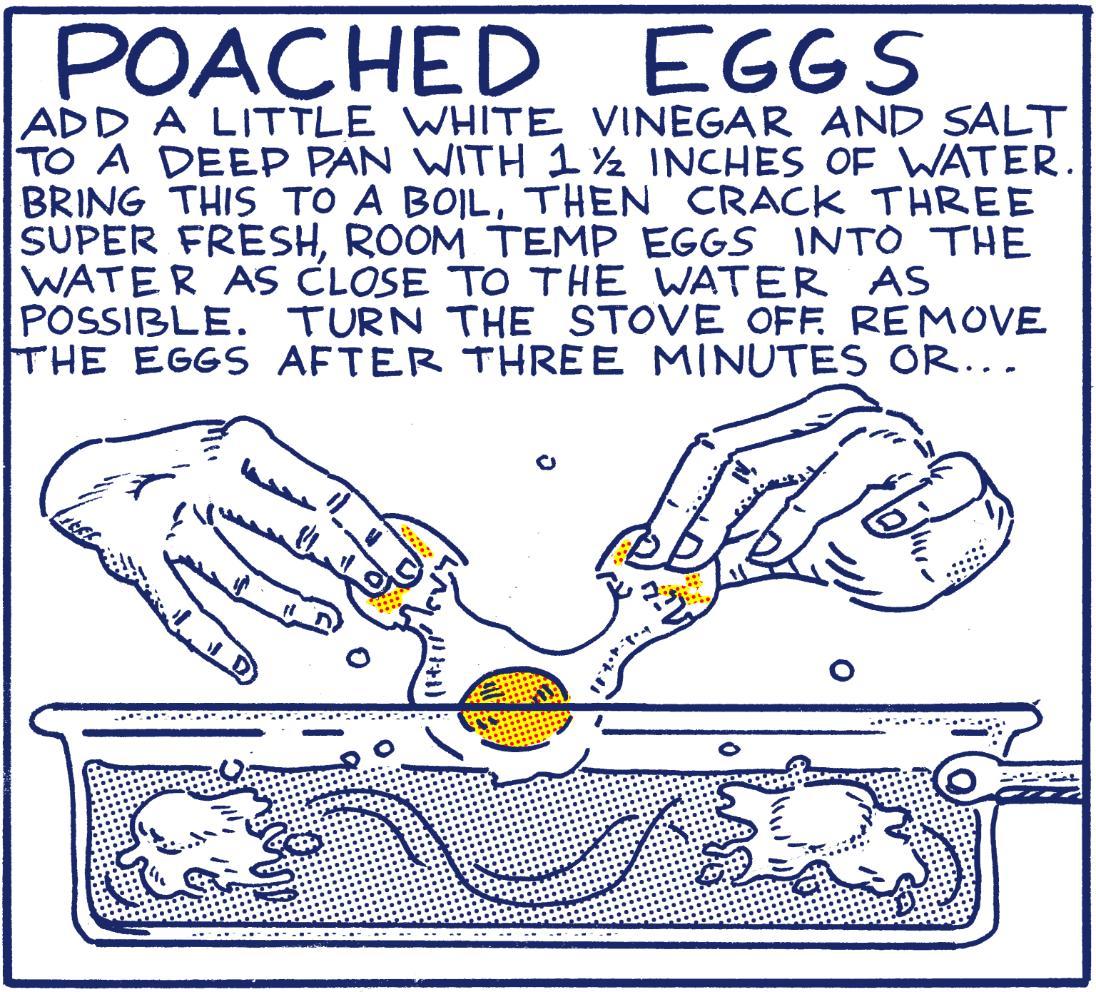 Music to Cook Eggs By