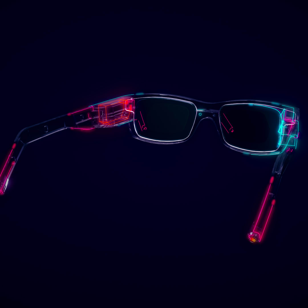 CG Glasses and AR Lenses