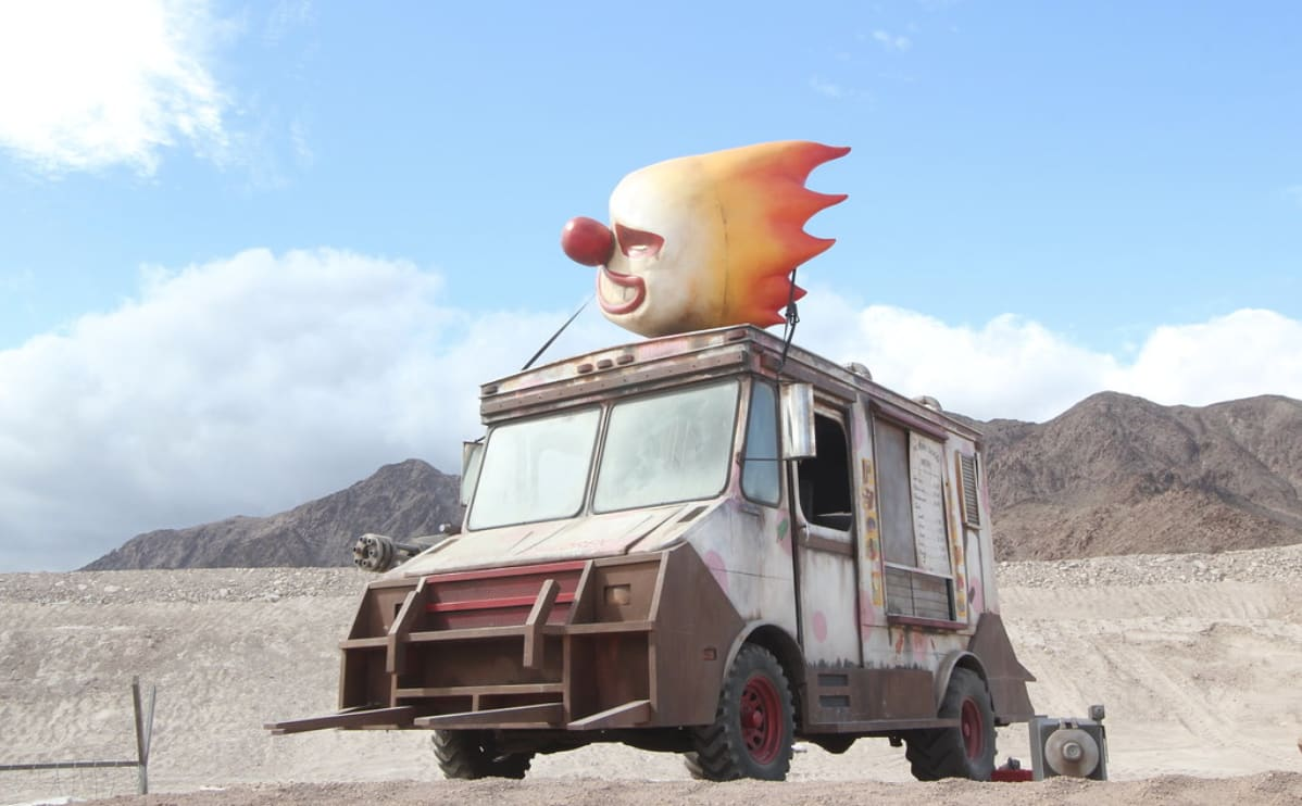 """Twisted Metal """"Shoot My Truck"""""""