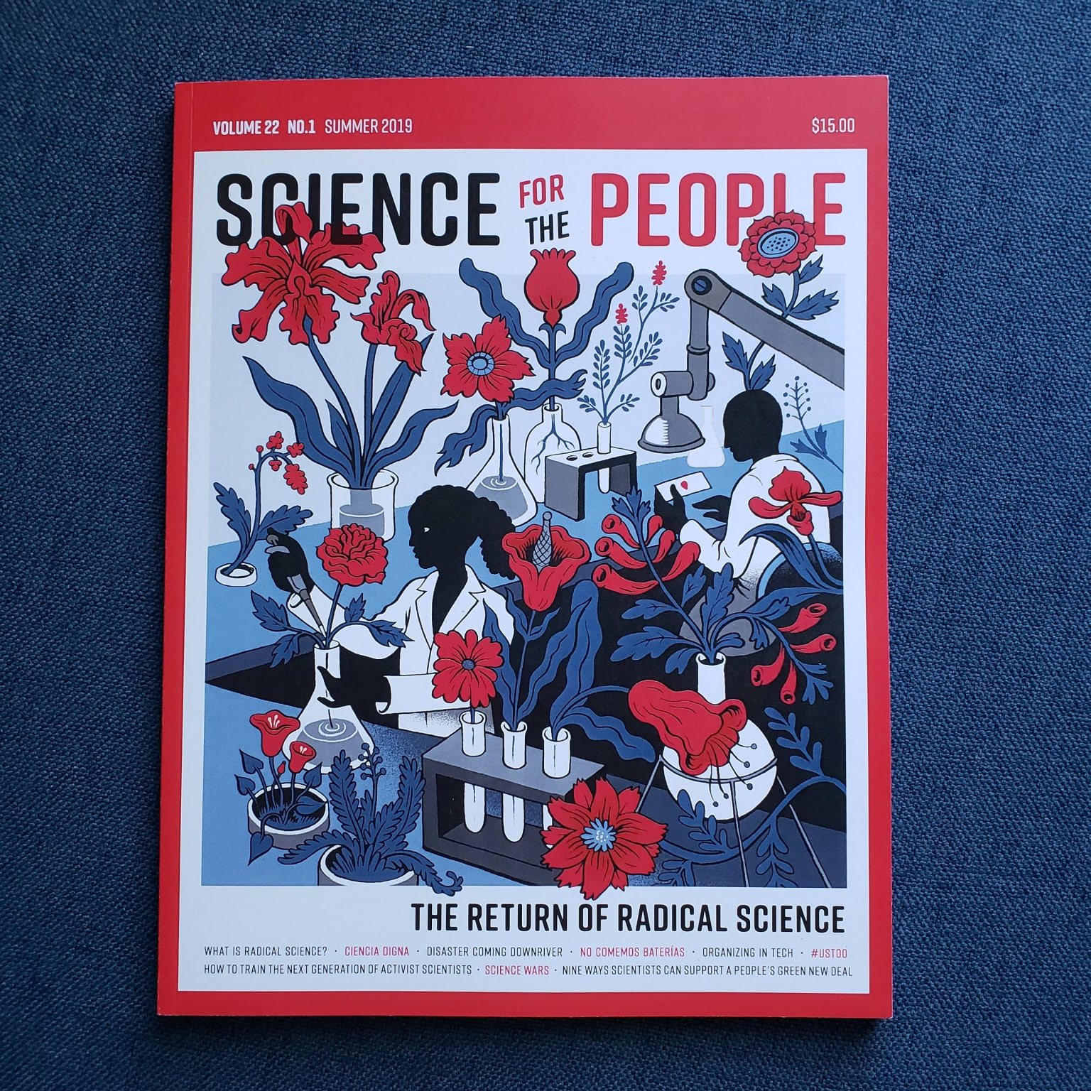 Science for the People Magazine