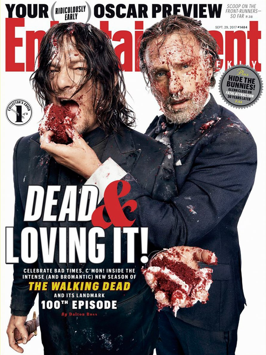 Entertainment Weekly Covers