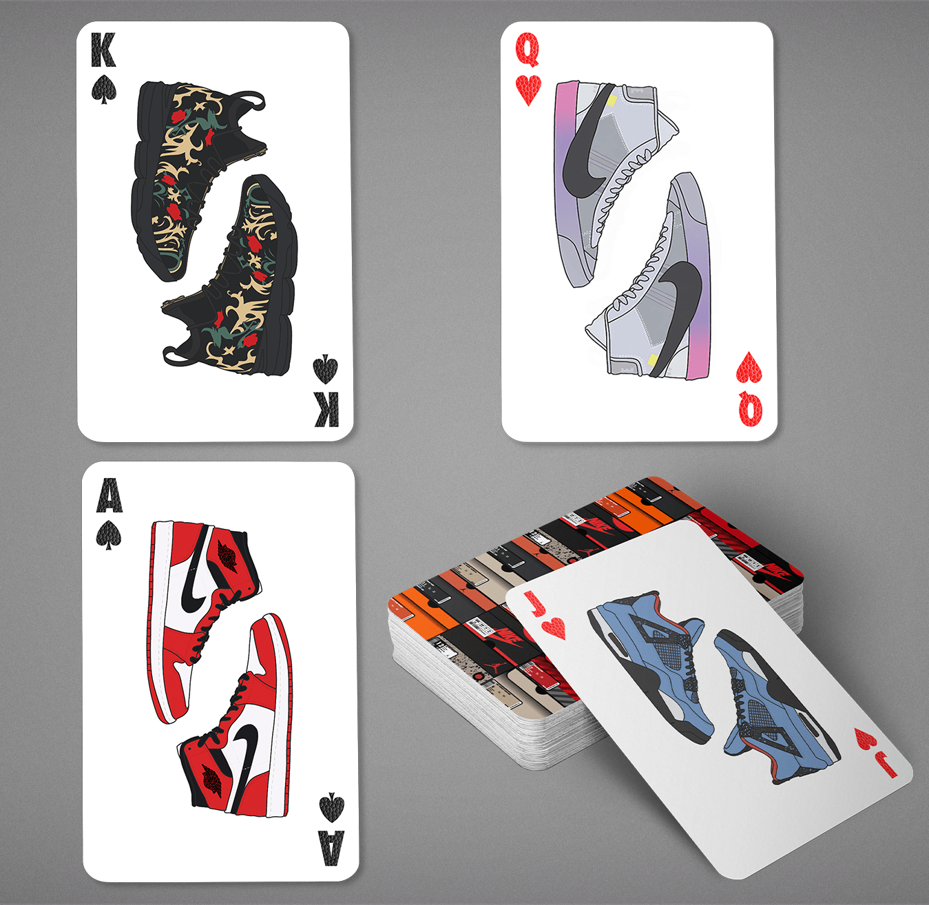 Nike FACE CARDS