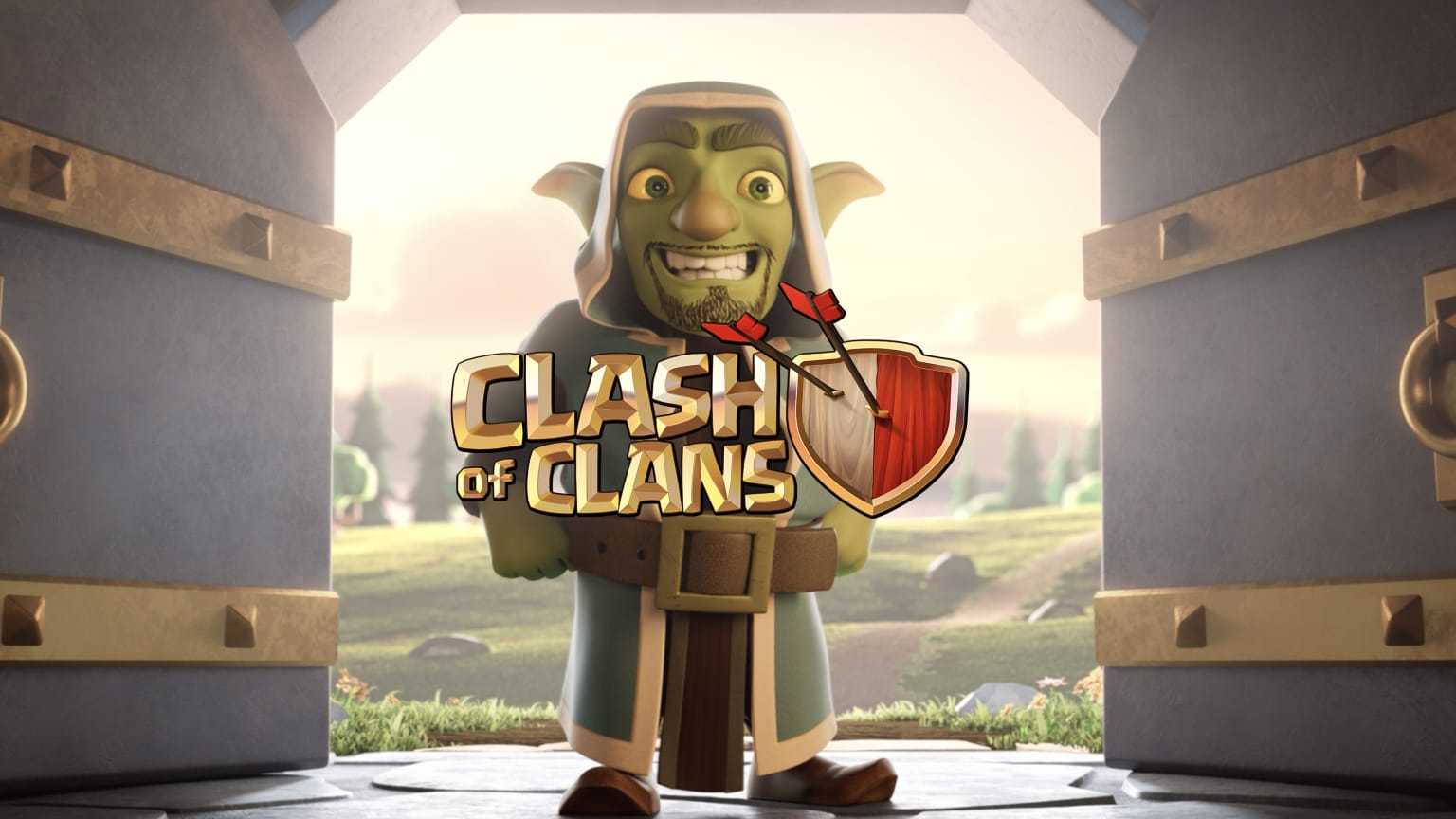 Clash of Clans: The Tale of the Goblin Wizard