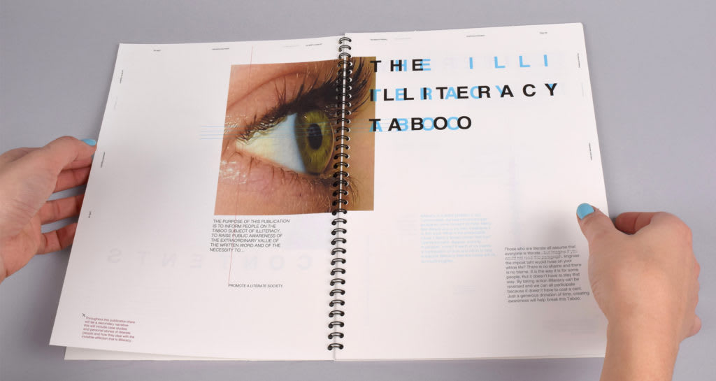 International Society of Typographic Designers: The Taboo of Illiteracy
