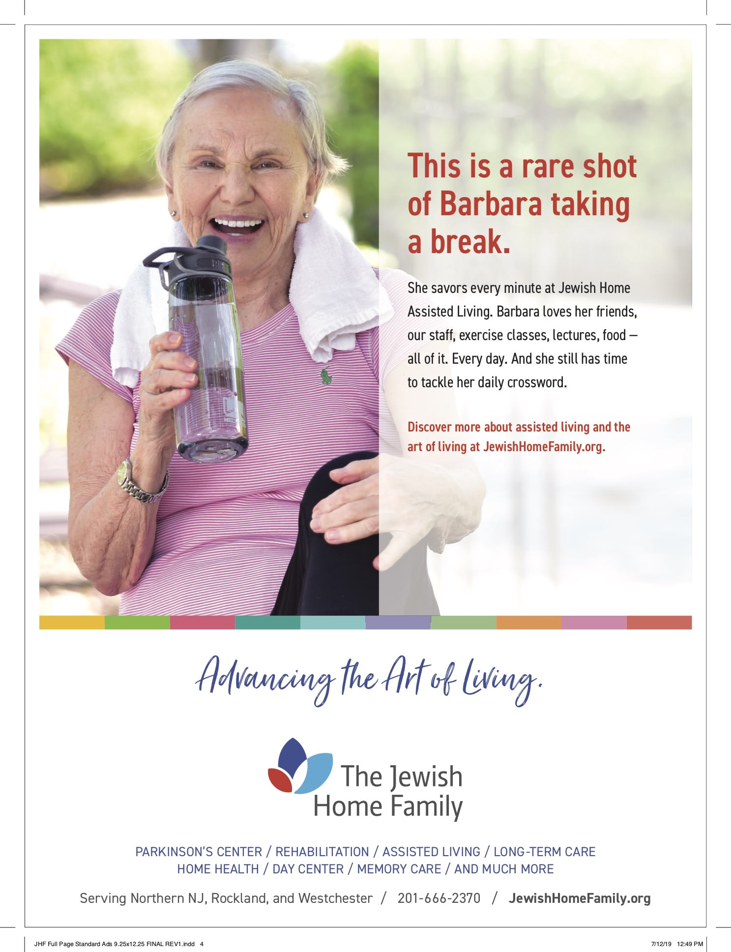 Jewish Home Assisted Living