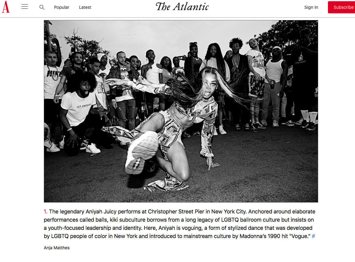 Feature Story-The Atlantic