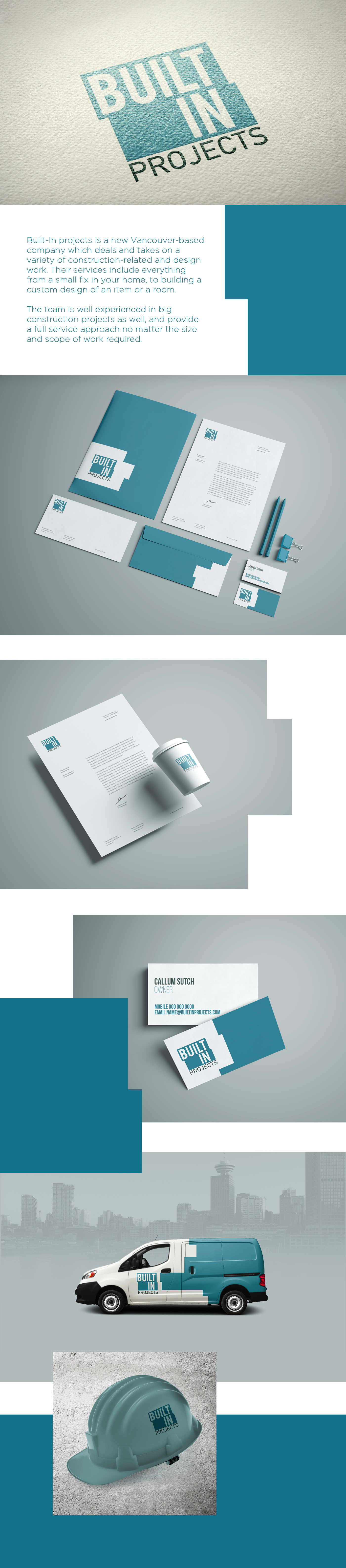 Built-In Projects Branding