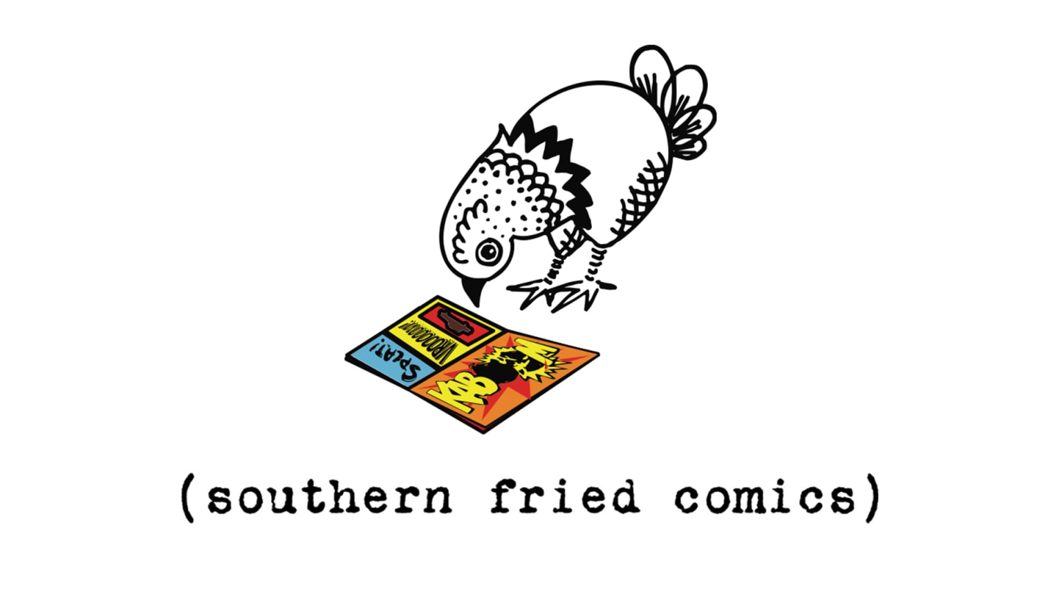 Southern Fried Comics Commercial