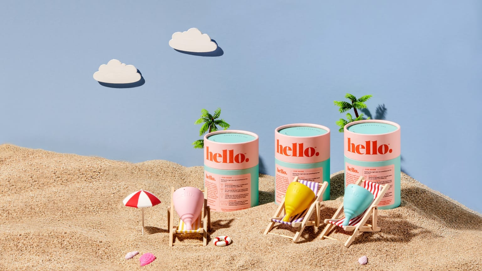 The Hello Cup for Catalog Brands