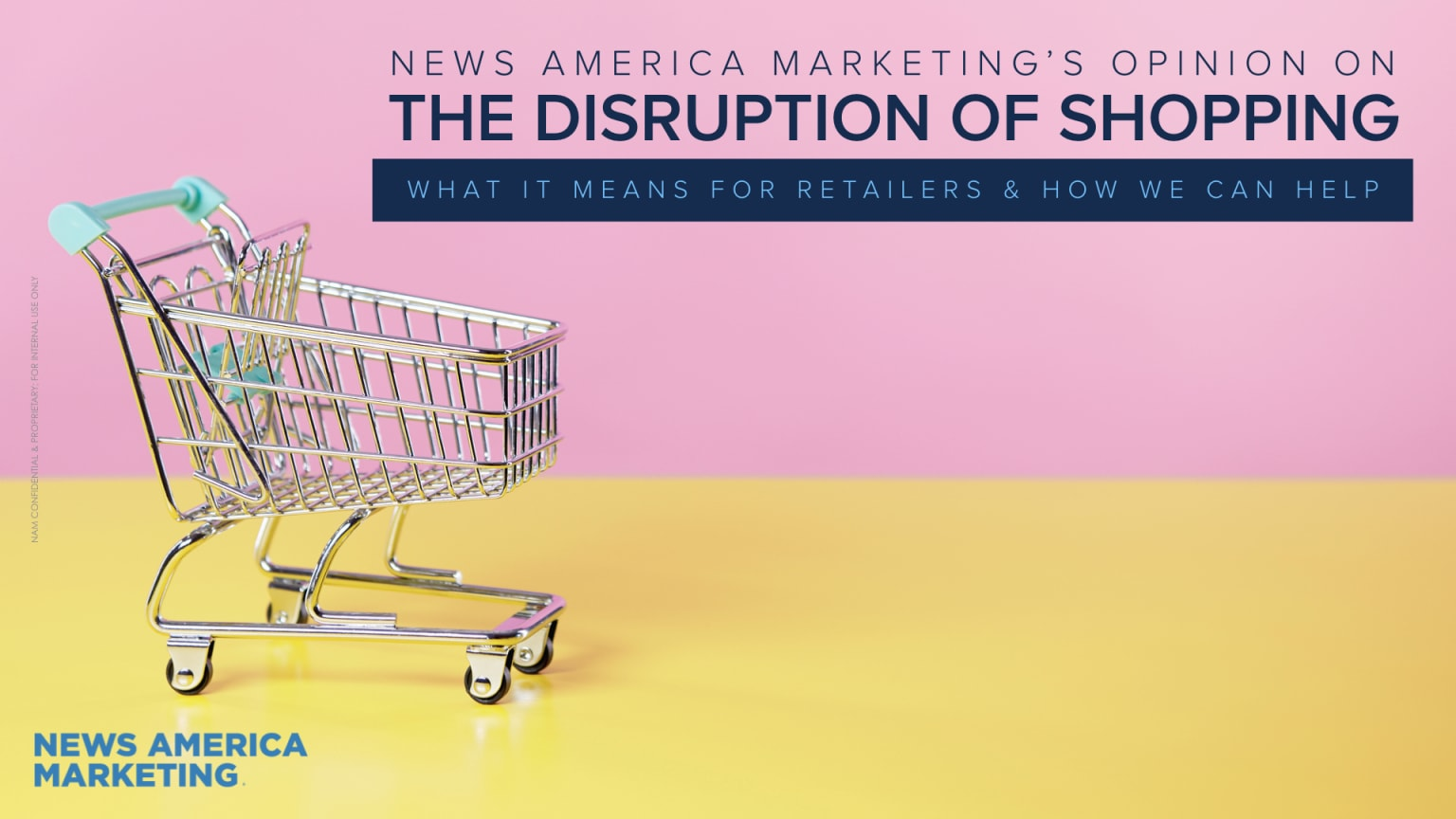 The Disruption of Shopping