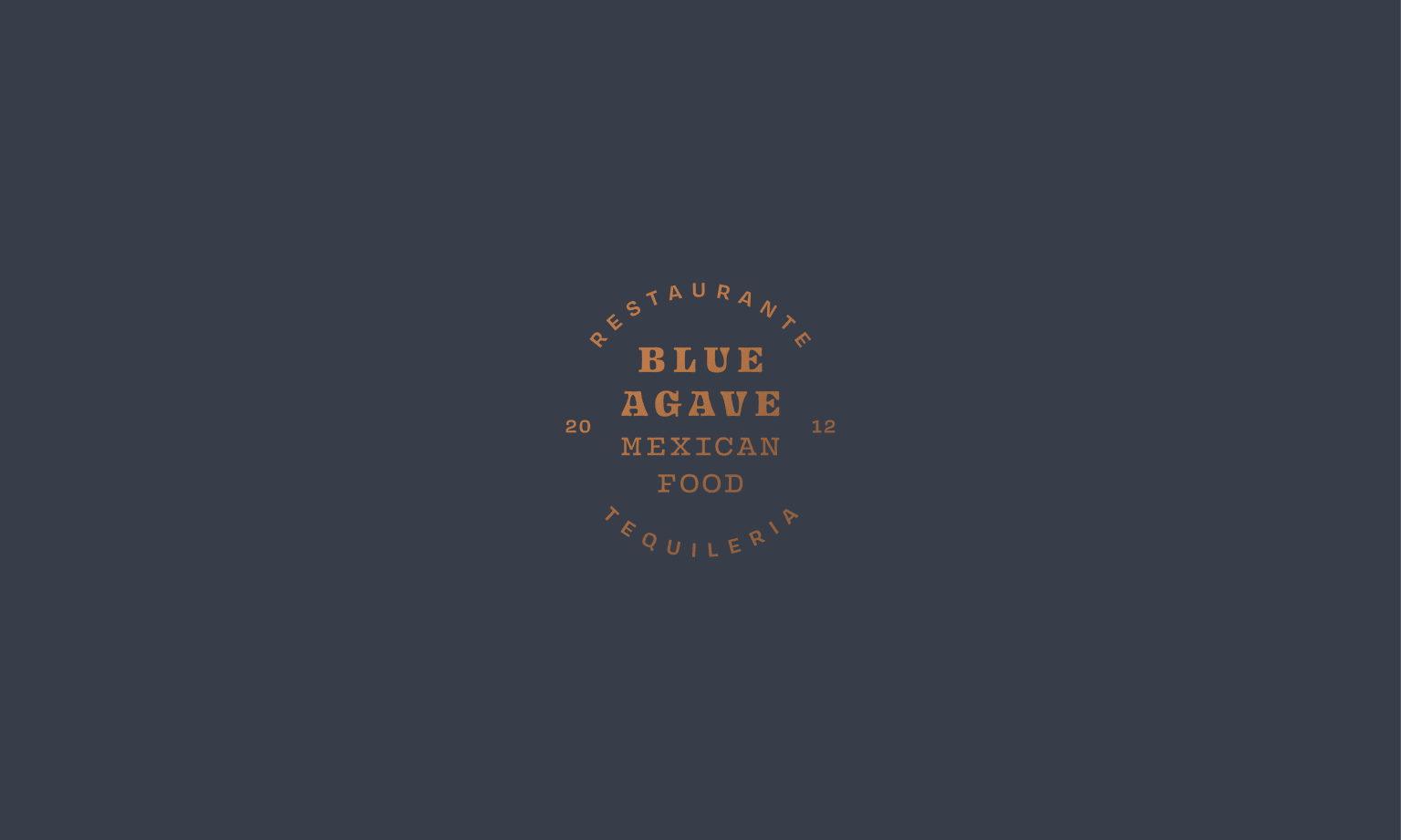 Blue Agave Mexican Food Rebrand