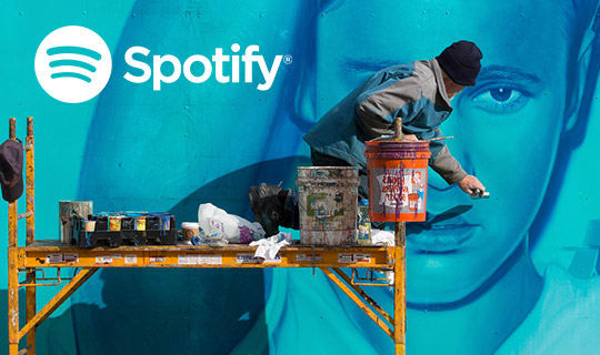 Spotify Year In Music Campaign