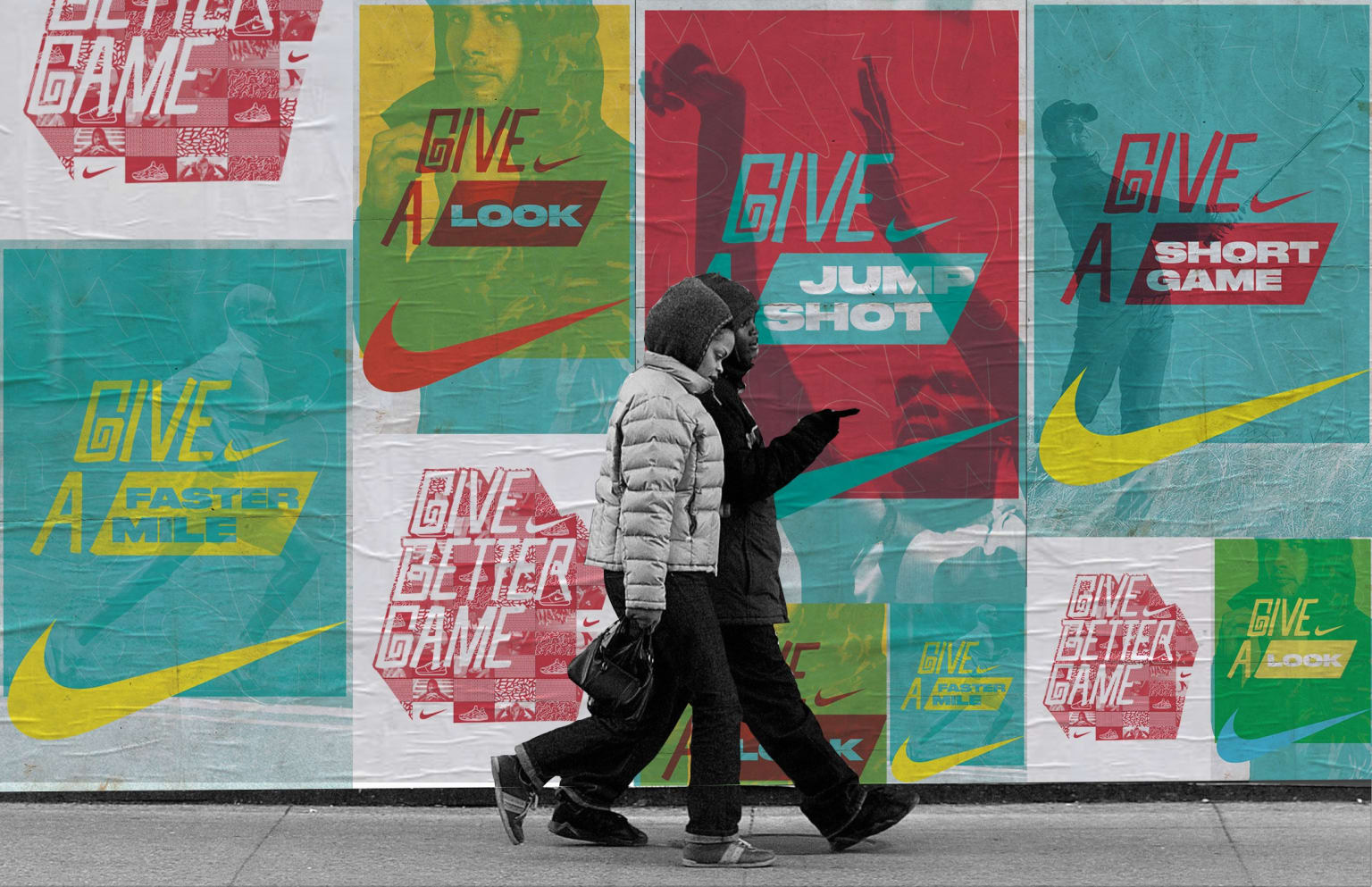 Nike Holiday Campaign