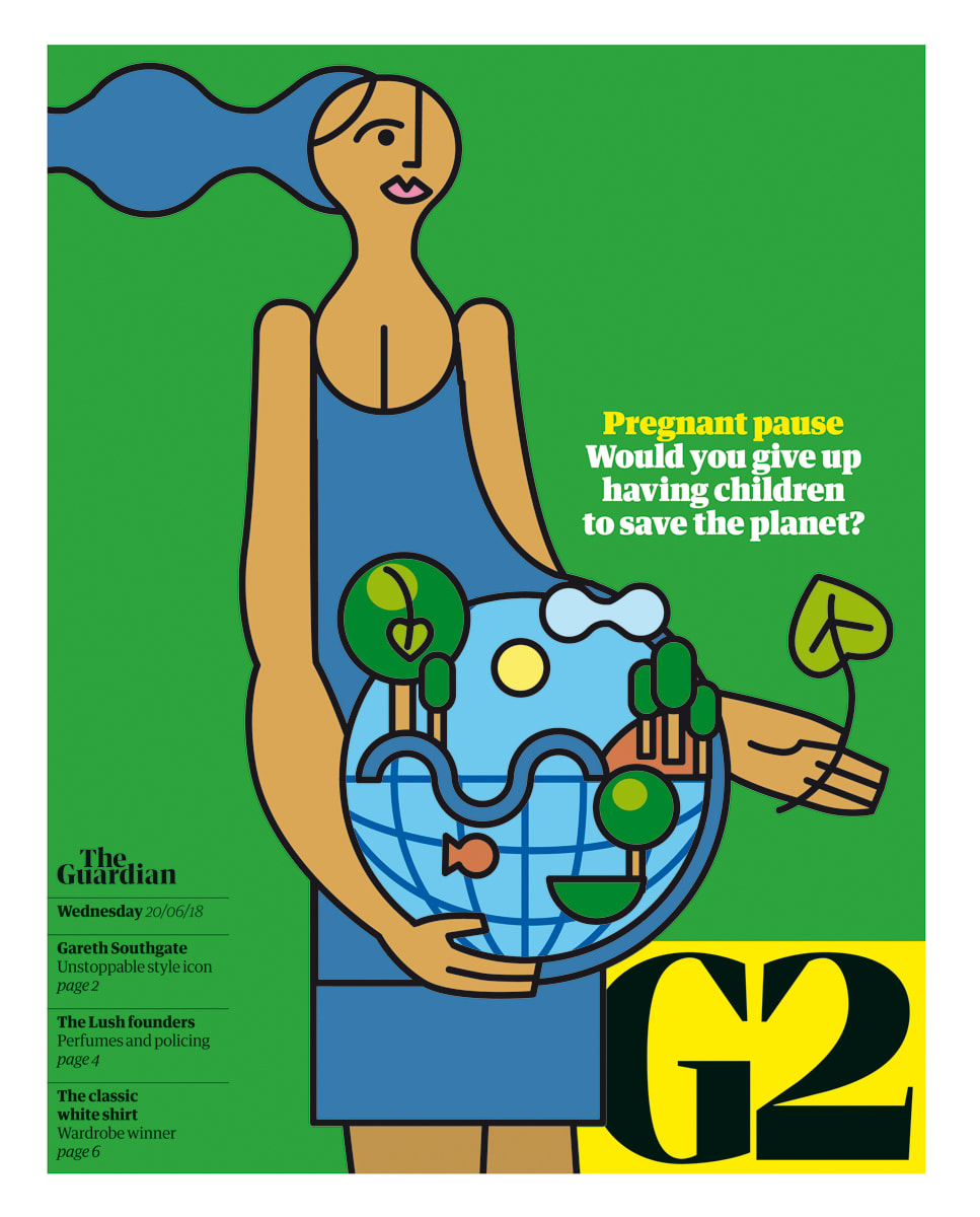 The Guardian G2 cover illustration
