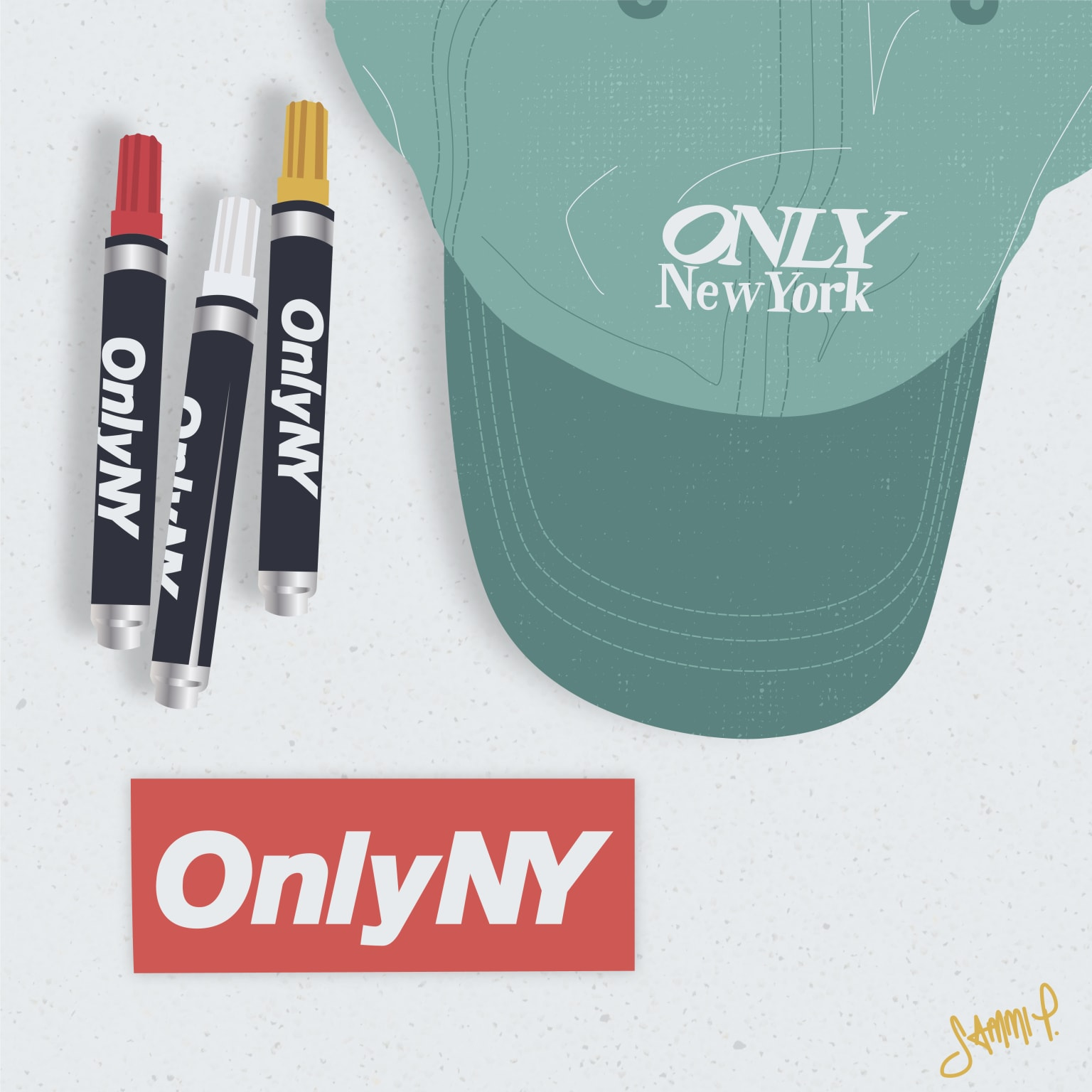 Only New York