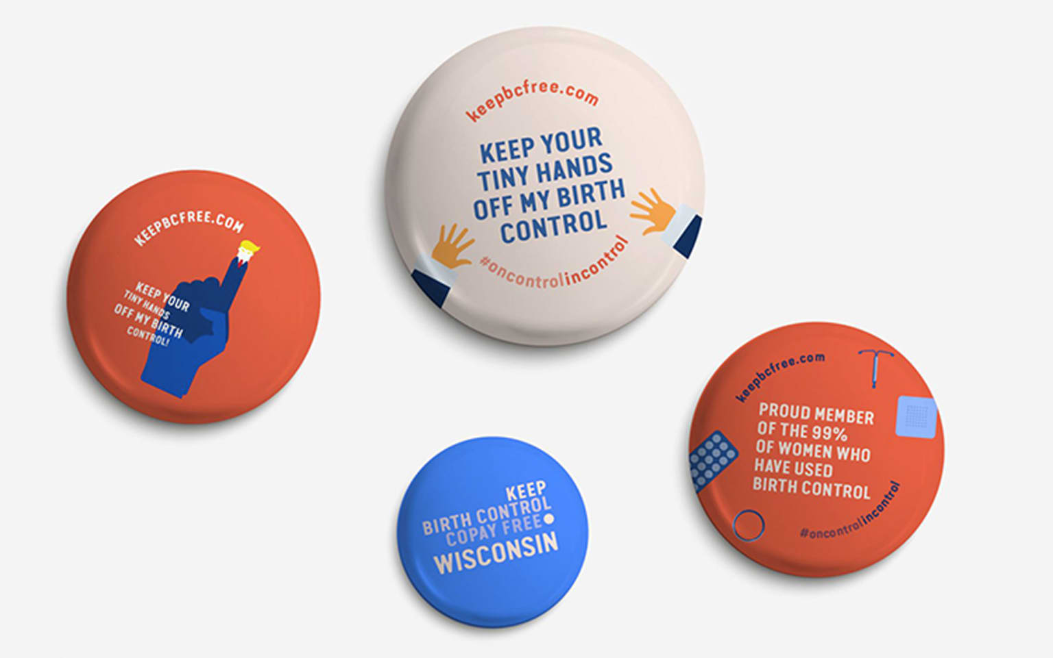 Campaign to Keep Birth Control CoPay Free