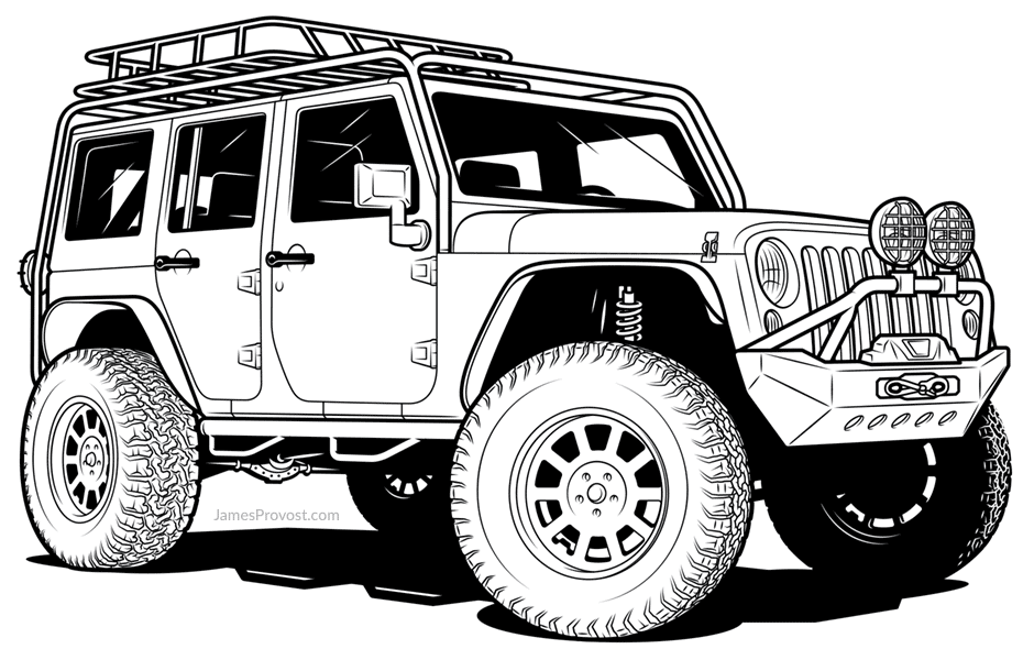 Off-Road Driving Guide