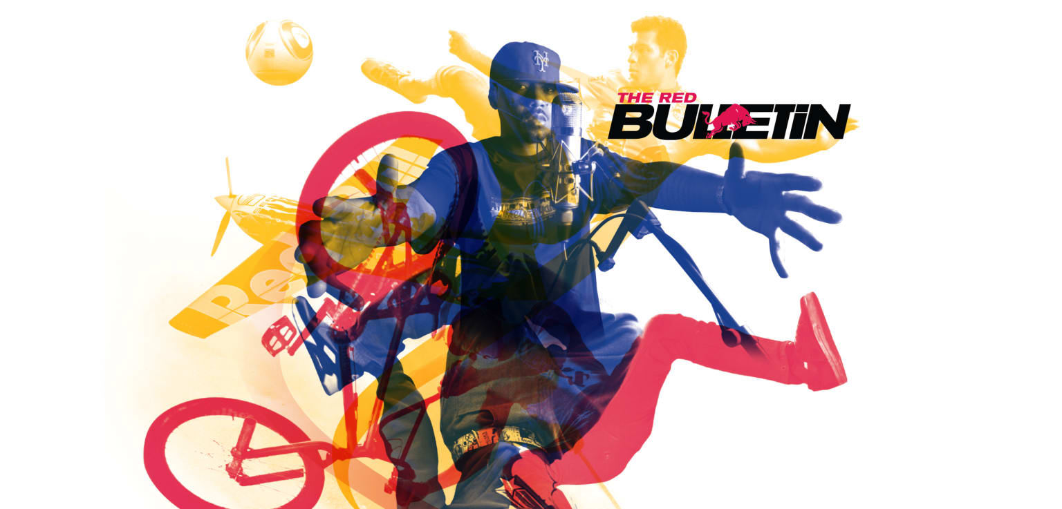 Red Bull, The Red Bulletin