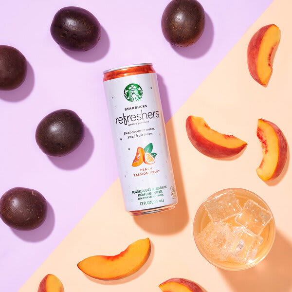 Starbucks Refreshers / A Happy Blend of Goodness