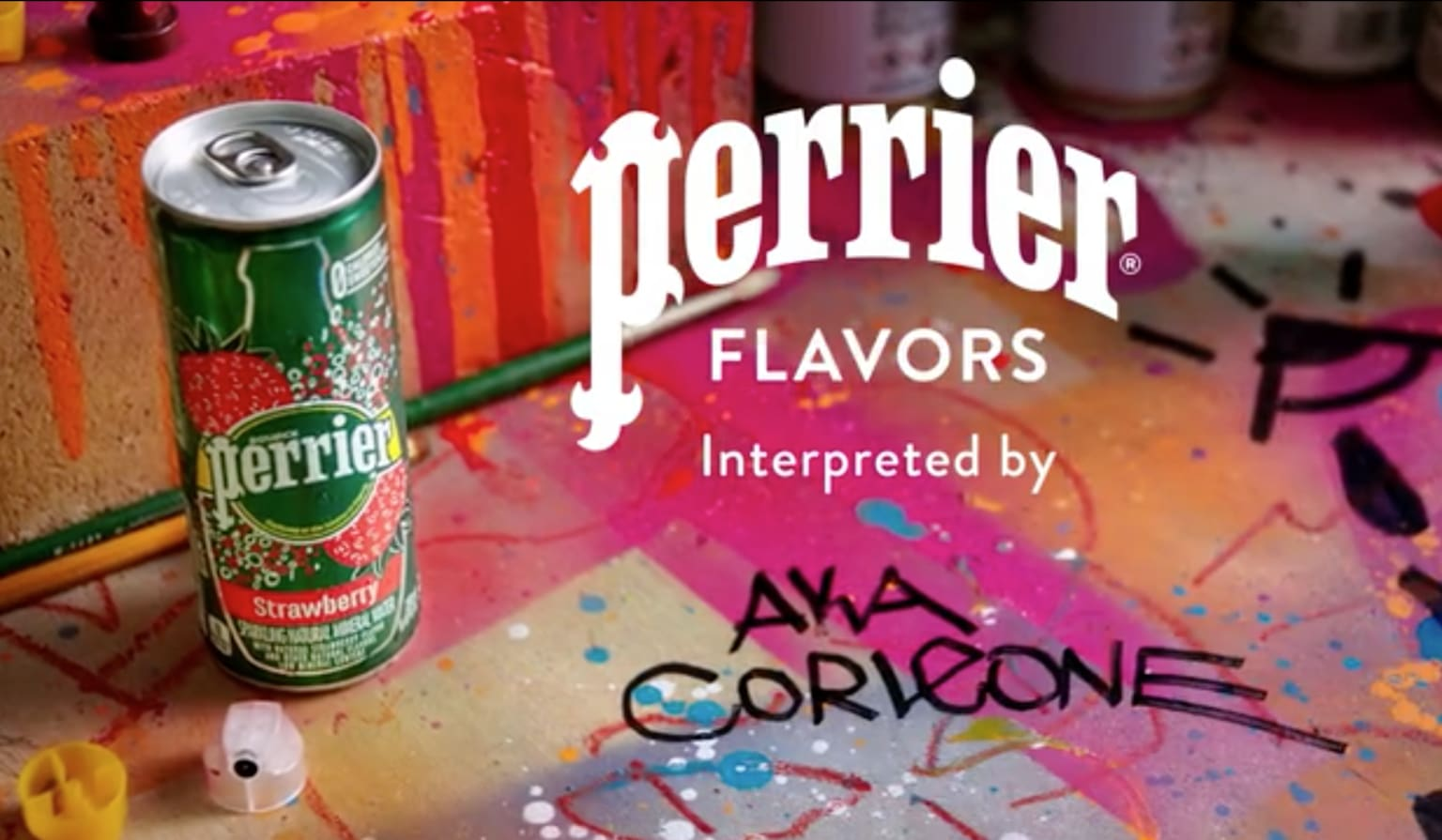 PERRIER FLAVORS BY AKACORLEONE
