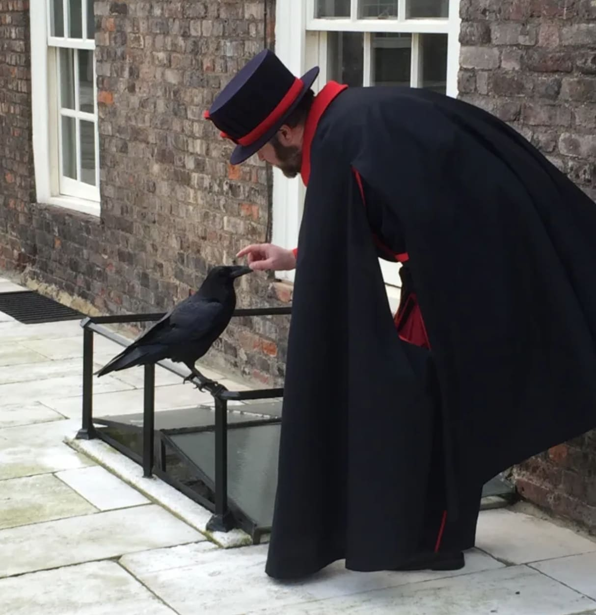 13 Secrets From the Ravenmaster at the Tower of London