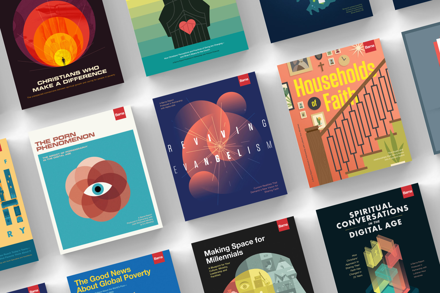 The Barna Group Research Monographs