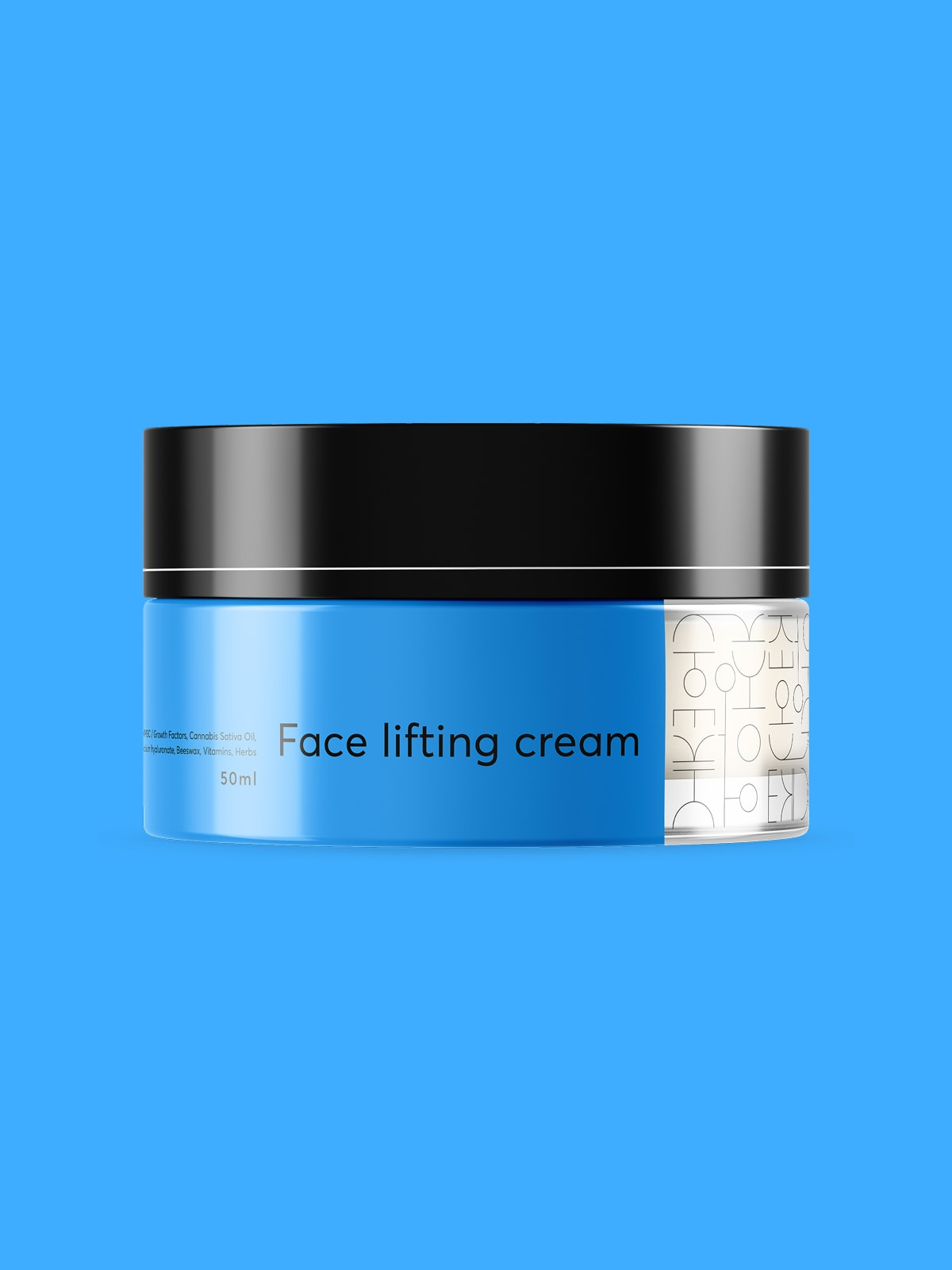 Skincare branding and package design