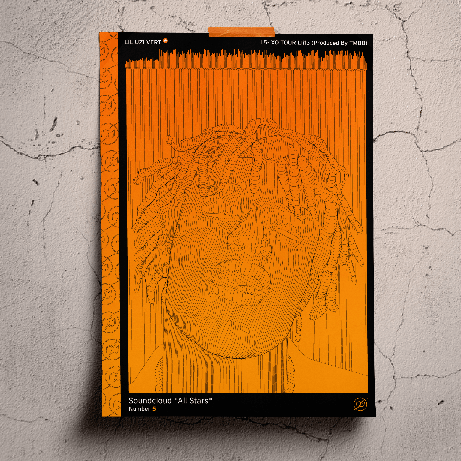Soundcloud All-Stars Posters