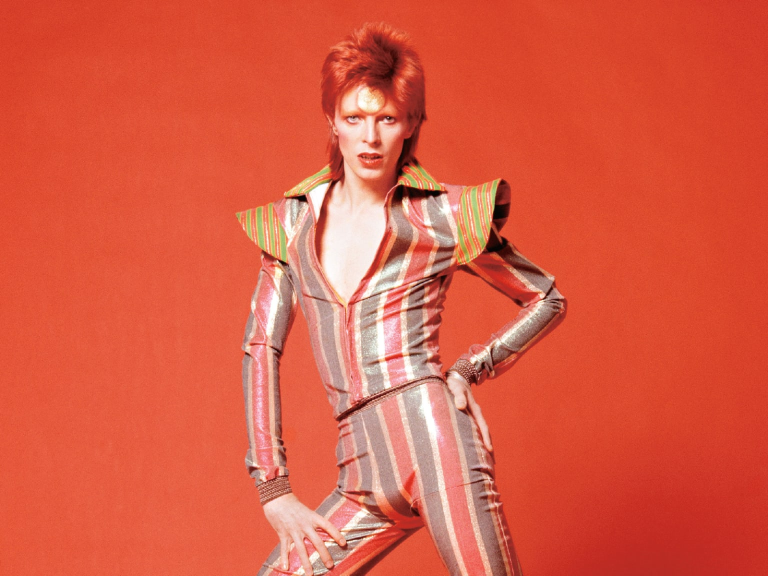 Spotify David Bowie is Here