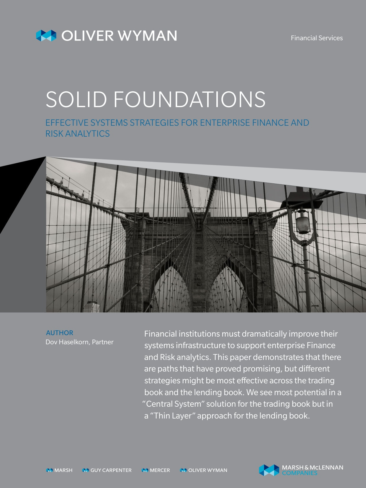 White Paper   Solid Foundations