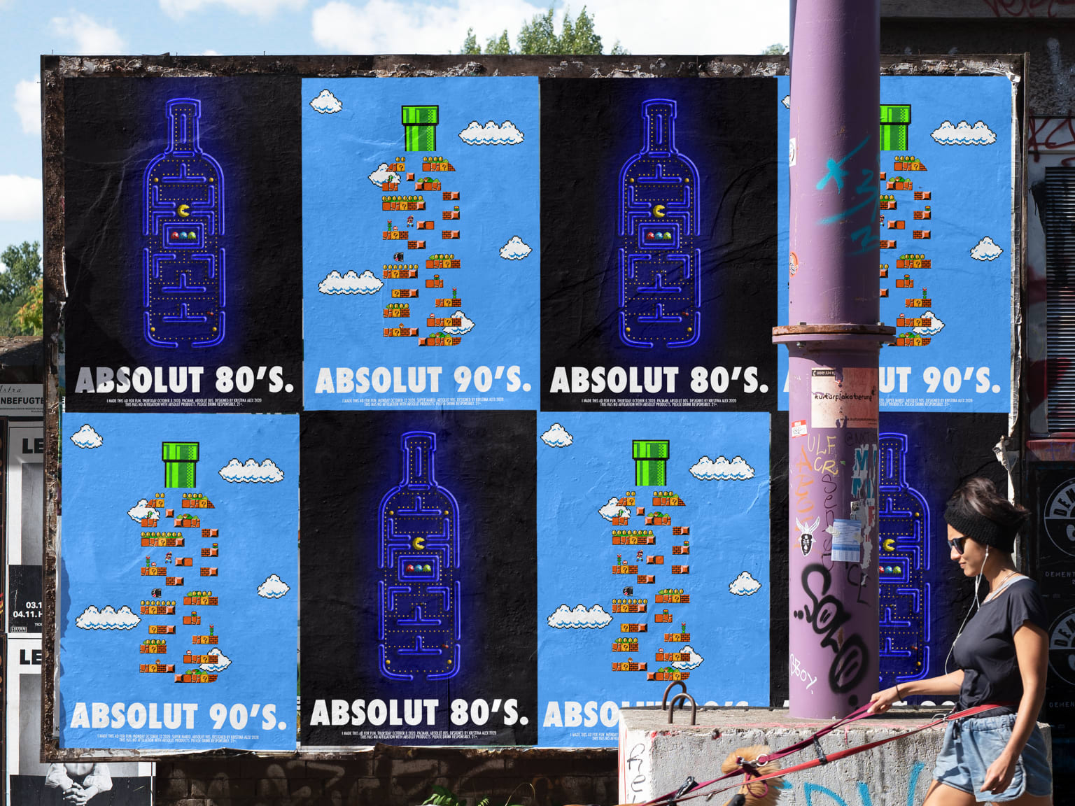 Absolut Play Concept