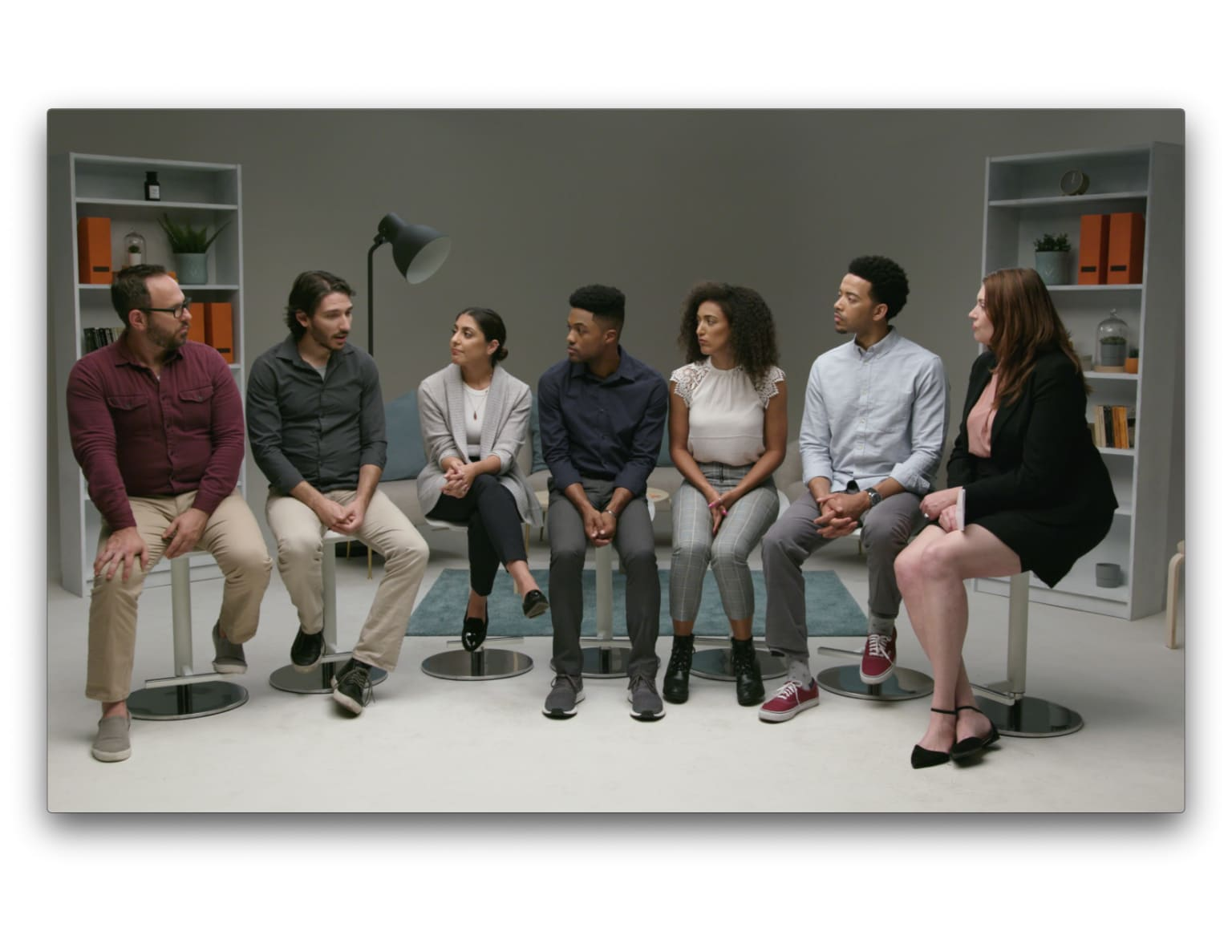 J.P. Morgan Chase branded content video on mental health