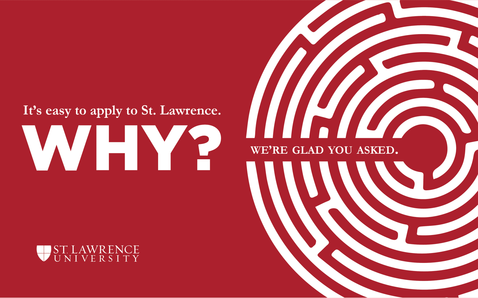 St Lawrence Admissions