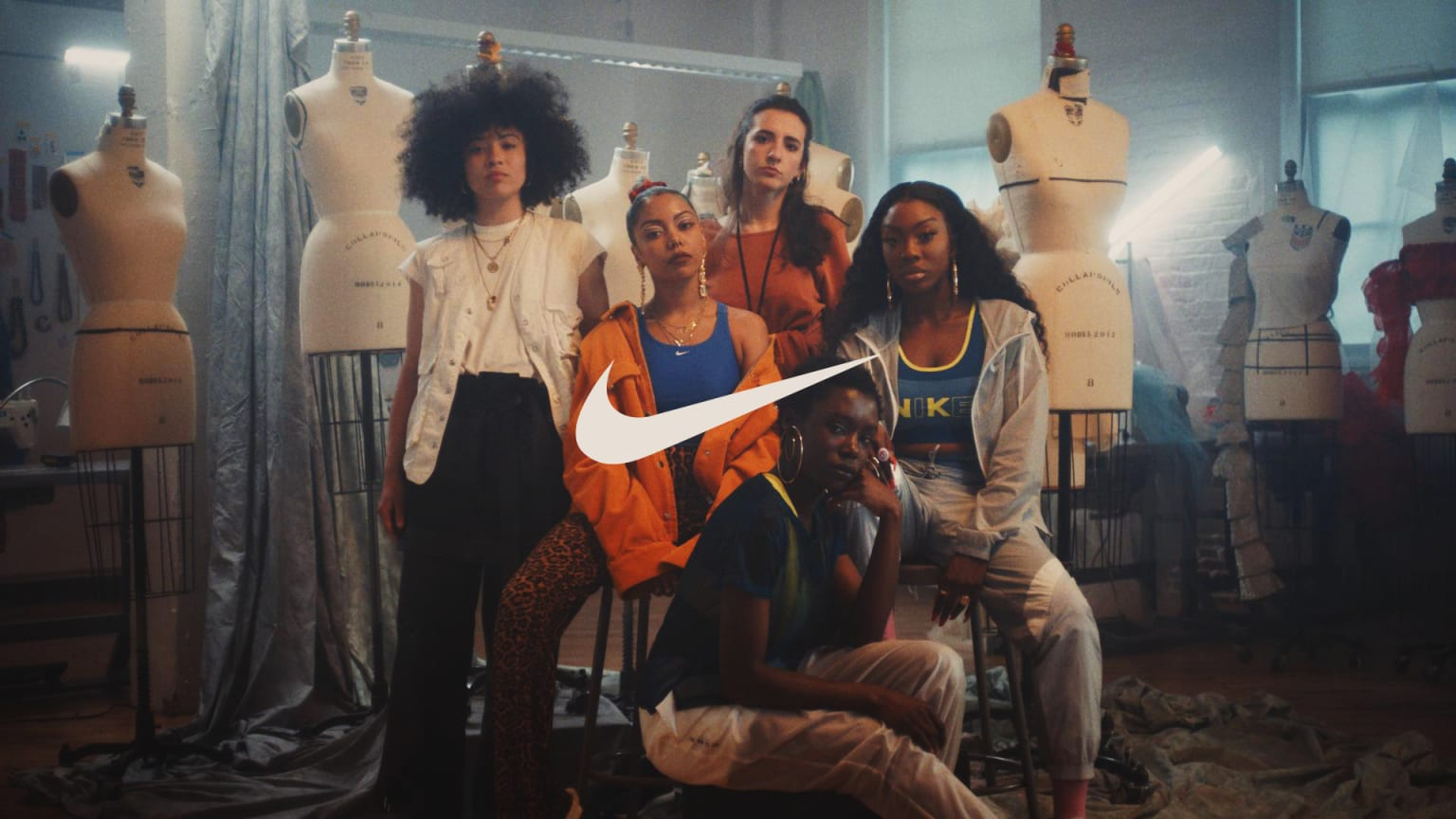 """NIKE — """"Dream With Us"""" US Nat'l team"""