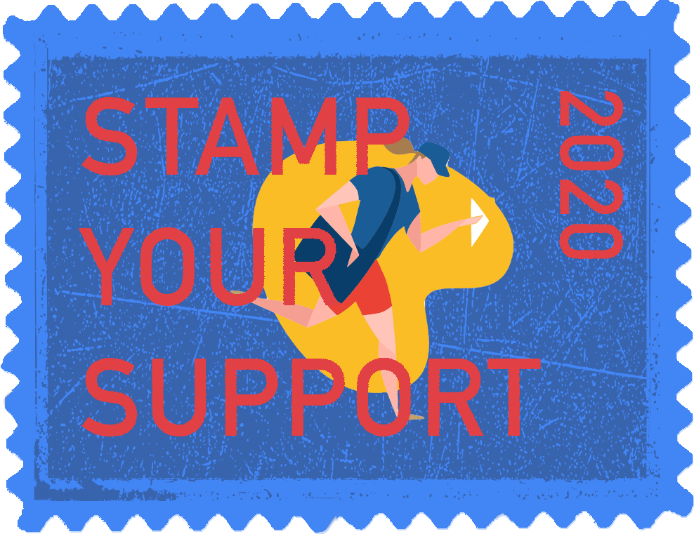 USPS - Stamp Your Support