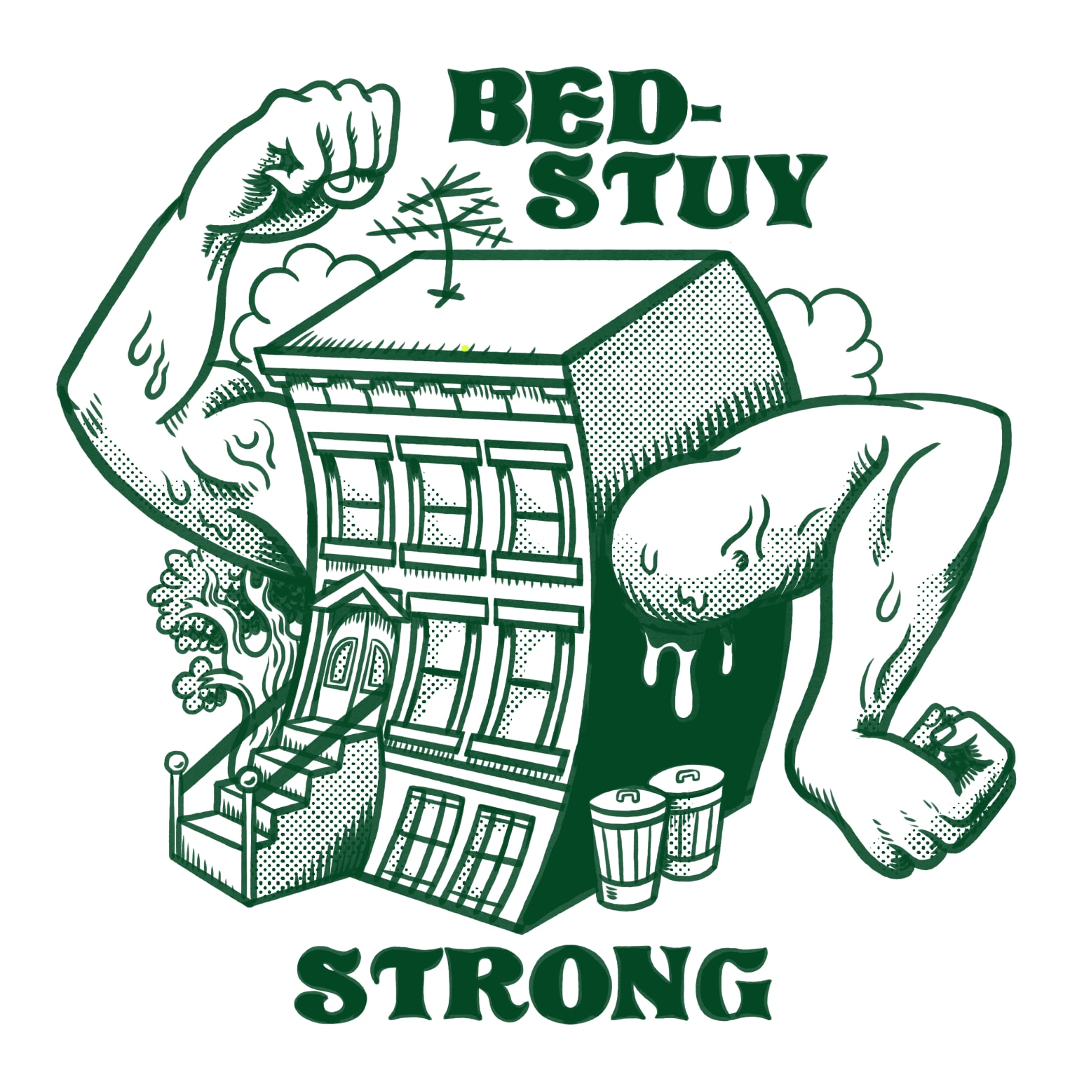 Bed-Stuy Strong