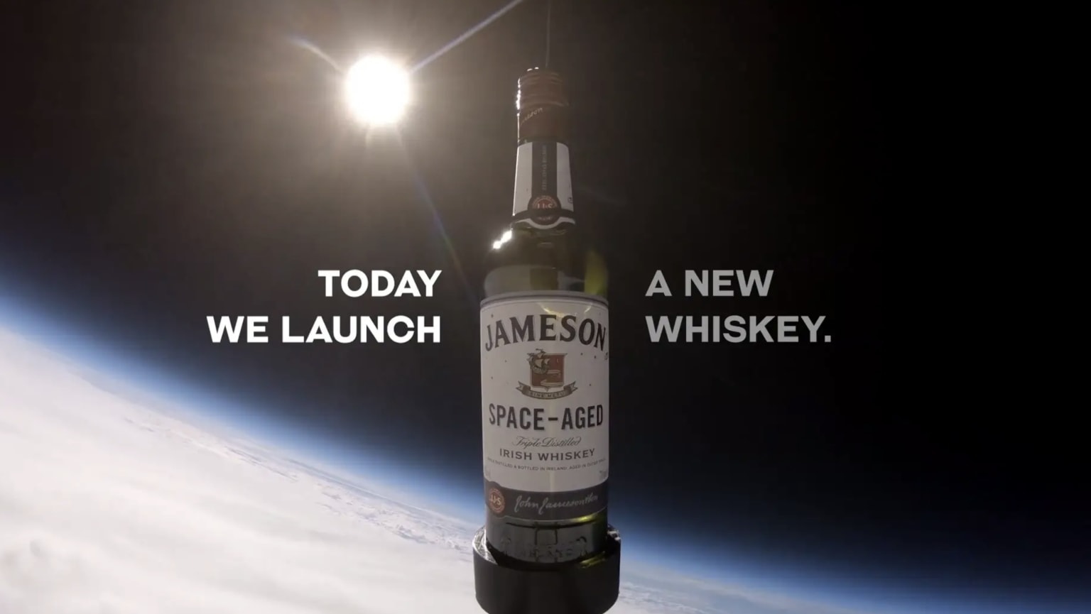 Jameson Space Aged