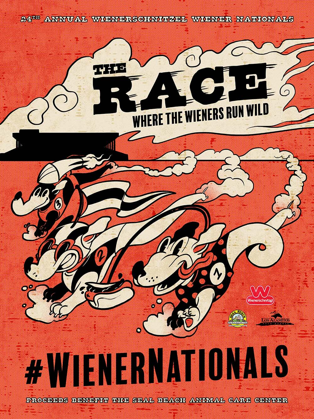 24TH ANNUAL WIENER NATIONALS